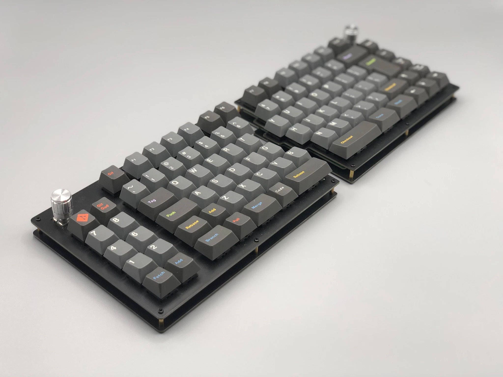 Sinc Split Mechanical Keyboard Build Log Ben Congdon