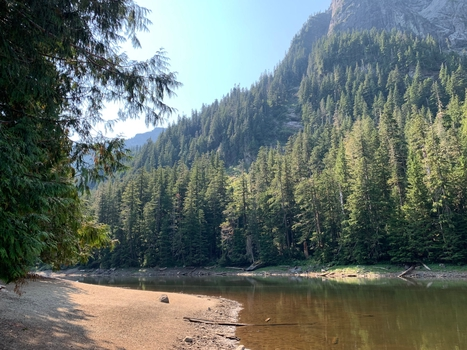 Barclay Lake, WA